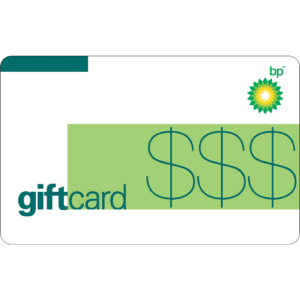 BP Gas Gift Card | Buy Now at SVM